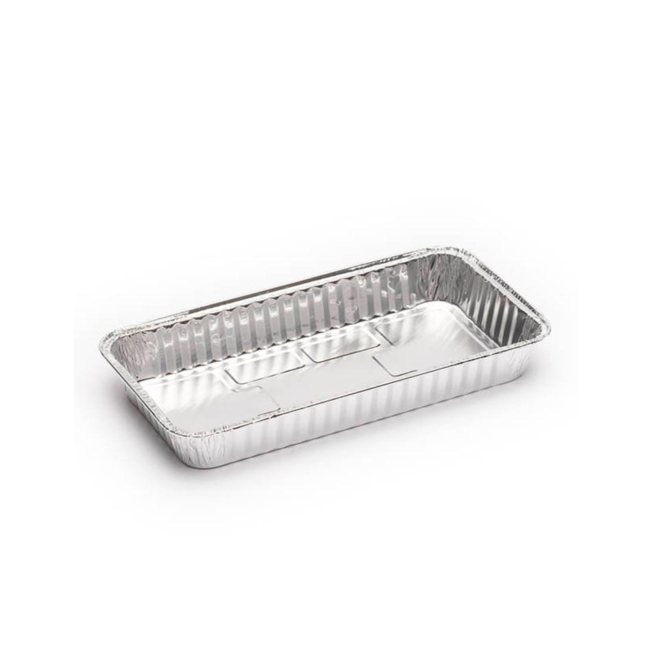 Envases de aluminio envase aluminio 9 canelones - Canalones de plastico ...